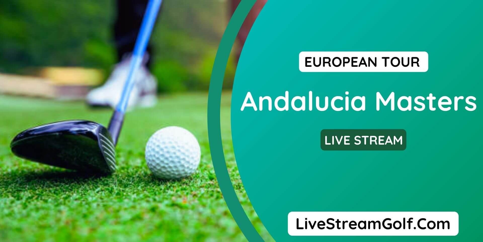 Andalucia Masters Live Stream