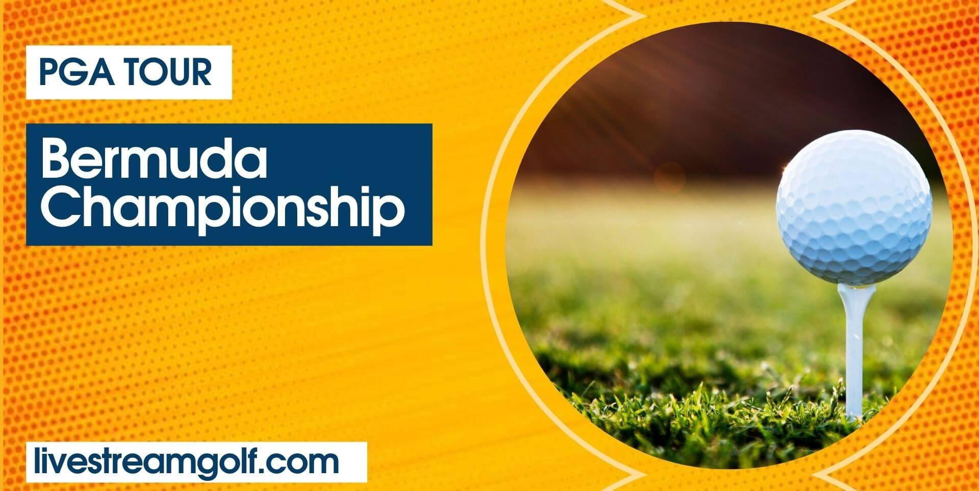 Bermuda Championship Rd 2 Live Stream: PGA Tour 2021