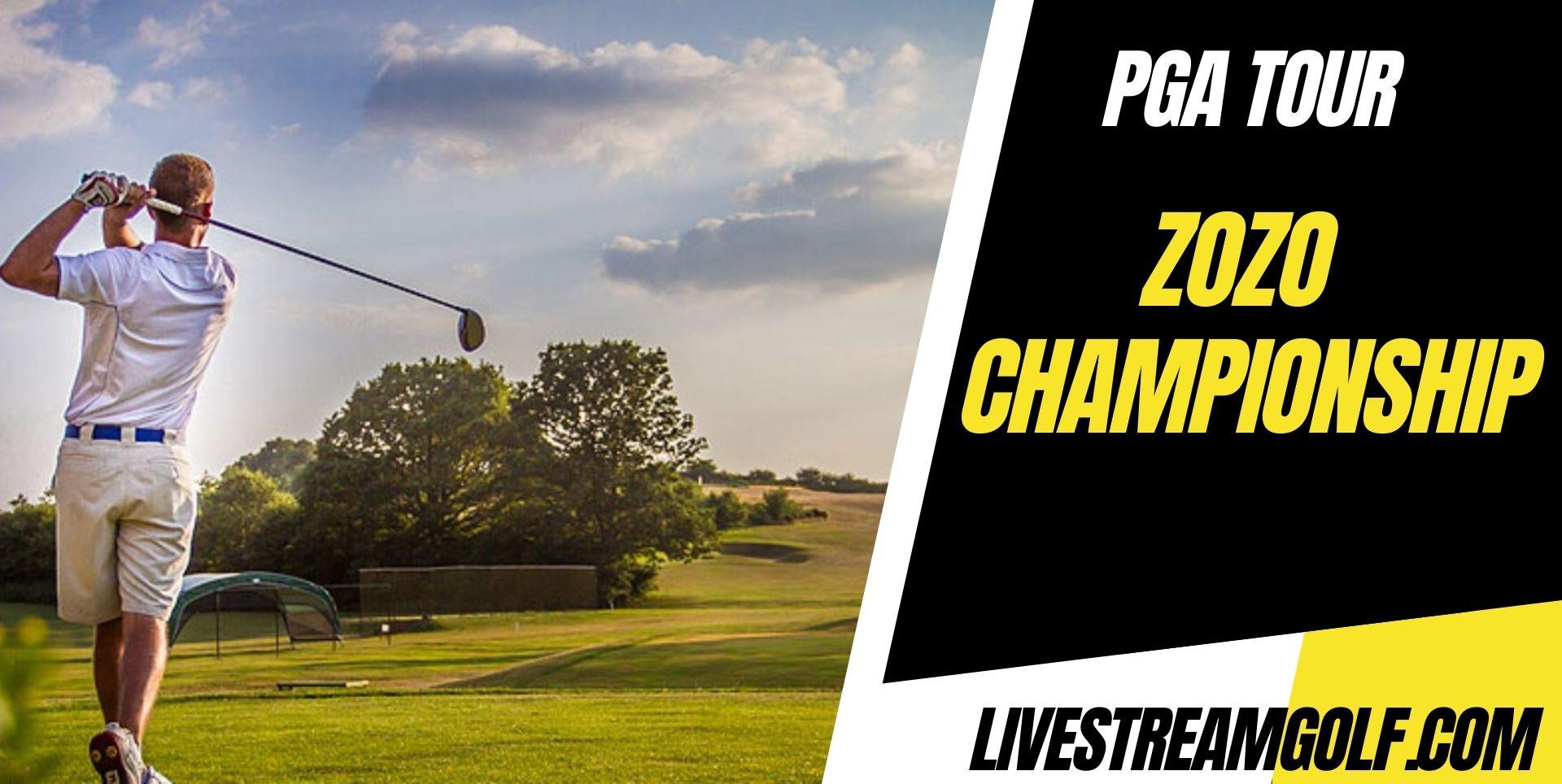 ZOZO CHAMPIONSHIP Rd 1 Live Stream: PGA Tour 2021
